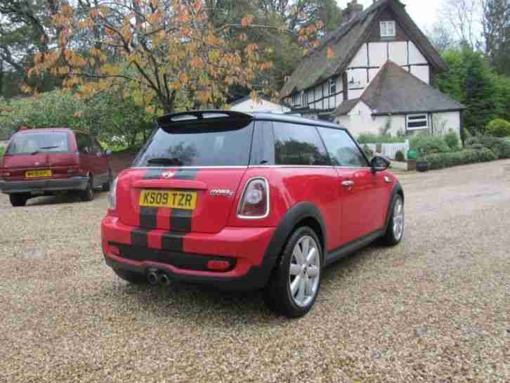 MINI One 1.6 (175bhp) Cooper S Hatchback 3d 1598cc