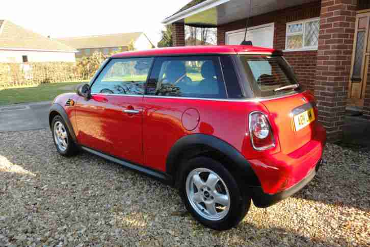 MINI One with PEPPER Pack, Low miles & Full Service History