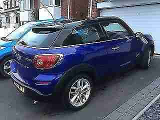 MINI Paceman Cooper D All4 Automatic Spares or Repair