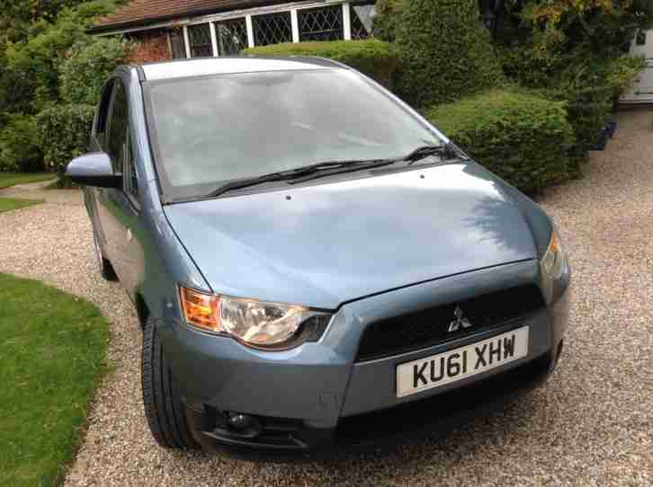 MITSUBISHI COLT 1.3 AMT 2012MY CZ2 AUTOMATIC 17,000 MILES ONLY!! SUPER CLEAN