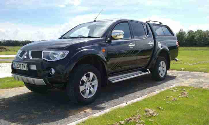 mitsubishi l200 animal 4x4 pick up car for sale. Black Bedroom Furniture Sets. Home Design Ideas
