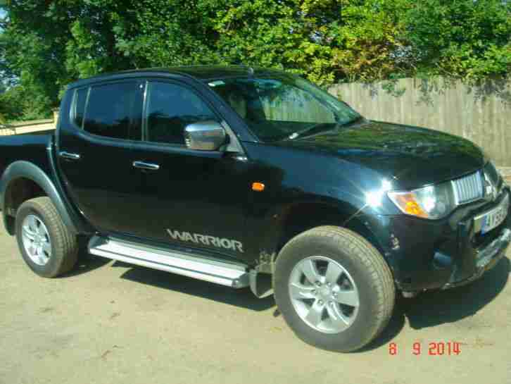 MITSUBISHI L200 WARRIOR 2006. car for sale