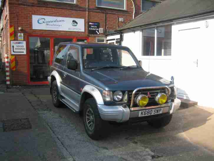 MITSUBISHI PAJERO 2.5, NEW MOT, LOW MILEAGE 53,535