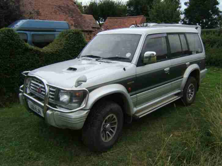 PAJERO EXCEED 2.8TD
