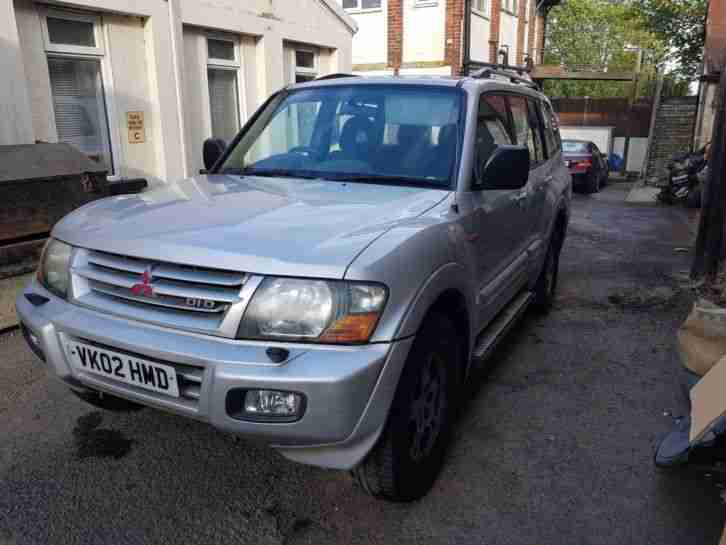Mitsubishi SHOGAN LWB. Mitsubishi car from United Kingdom