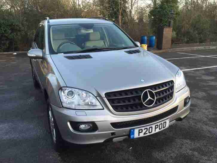 Must see 99p start immaculate mercedes ml350 2005 48k for 2005 mercedes benz ml350 for sale