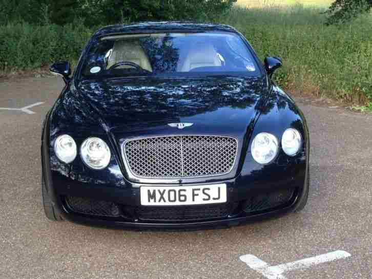 MX06 FSJ - Bentley Continental GT