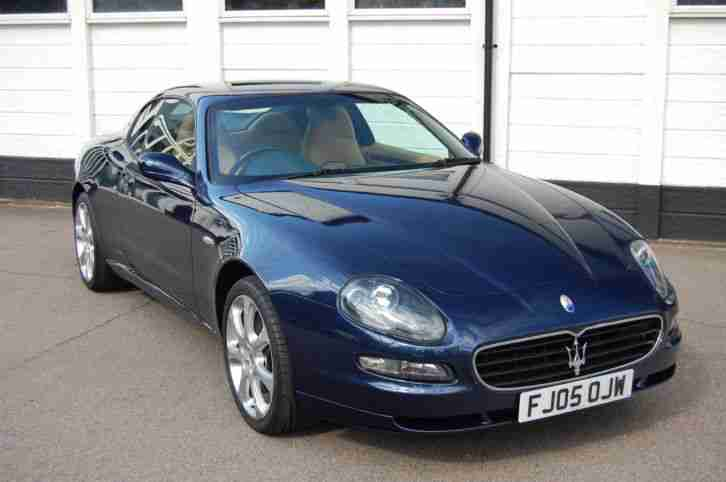 Maserati 4.2 Cambiocorsa Facelift, 21k Miles, 2 Owners full History, superb
