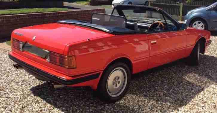 Maserati Biturbo Spyder 2.8 1989. car for sale