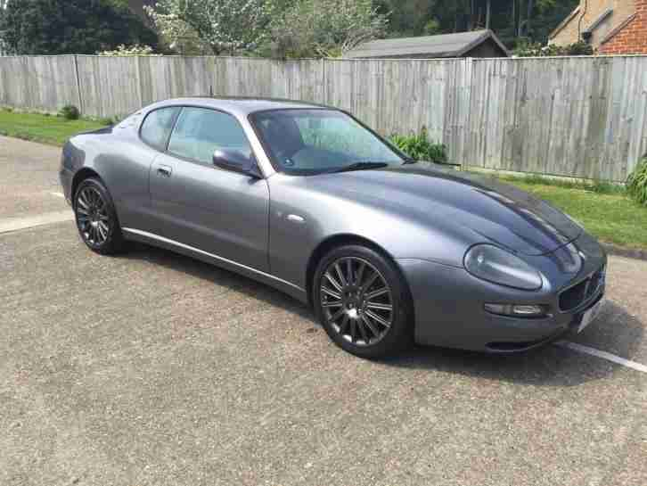 Maserati Coupe 4200 4.2 Cambiocorsa 2dr Low Miles / New Clutch