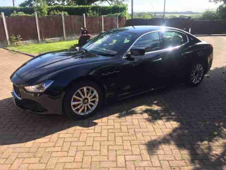 Maserati Ghibli 3.0D. Excellent. Great Spec. Private sale.