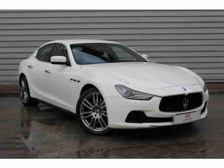 Maserati Ghibli 3.0d V6 DIESEL AUTOMATIC 2014 64. car for sale