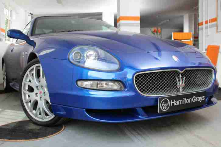 Maserati Gransport Cambio Corsa 2007 56 Stunning Colour Combination!