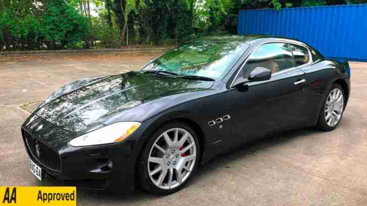 Granturismo 4.2 2dr 1 Owner, Full