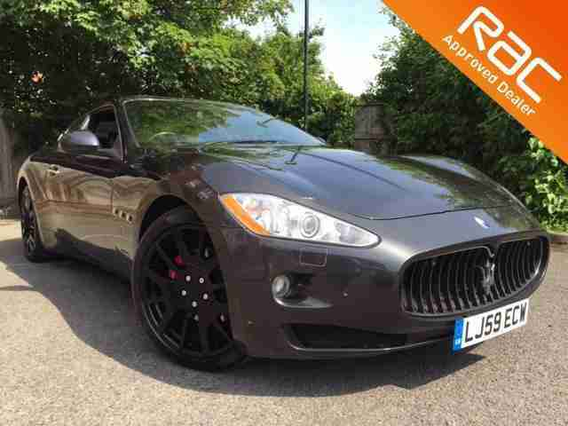 Maserati Granturismo 4.2 auto 2010MY For Sale at Master Cars Hitchin