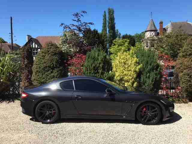 Granturismo MC Stradale, FULL Carbon