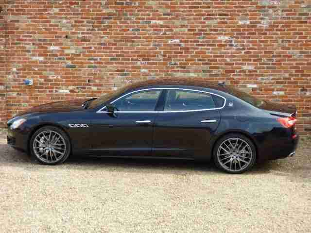 maserati quattroporte 3 8 gts 4dr skyhook fmsh mas. Black Bedroom Furniture Sets. Home Design Ideas