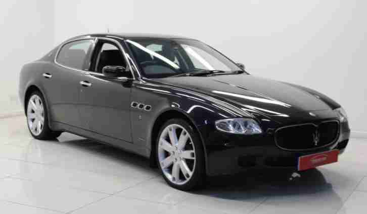 Maserati Quattroporte 4.2 395bhp DuoSelect Sport GT!! FINANCE AVAILABLE!!