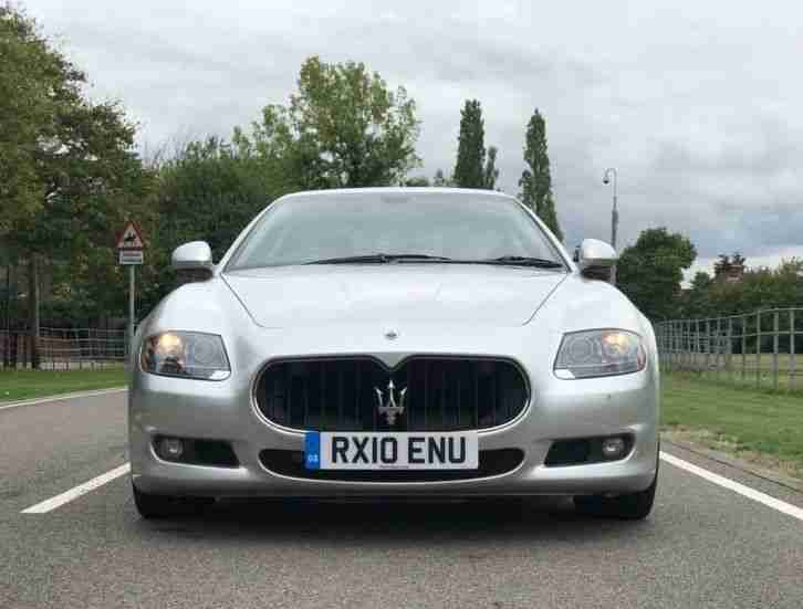 Maserati Quattroporte 4.7. Maserati car from United Kingdom