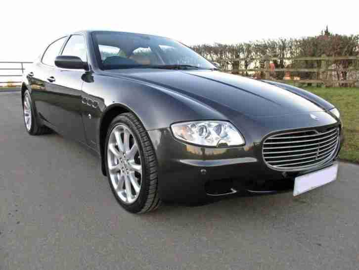 Maserati Quattroporte V8. car for sale