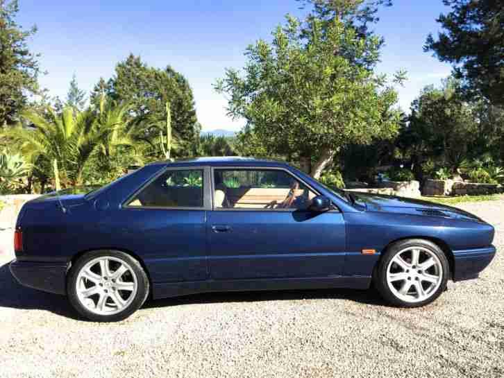 Maserati ghibli gt II manual coupe 1996. car for sale