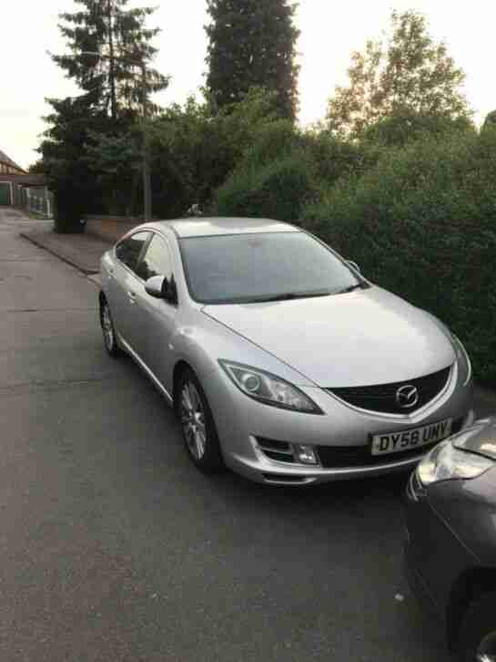 Mazda 6 TS2 2.0 litre diesel 2008 For Sale