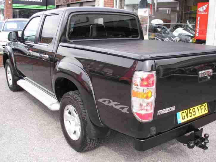 Mazda BT-50 2.5TD 4x4 ( 143PS ) Double Cab Pickup TS2 / 2010 Regestered.