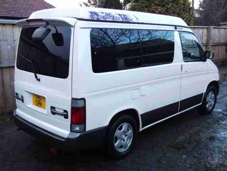 Mazda Bongo Pop-top Campervan 2.5 diesel, 4 berth Auto, Full side conversion
