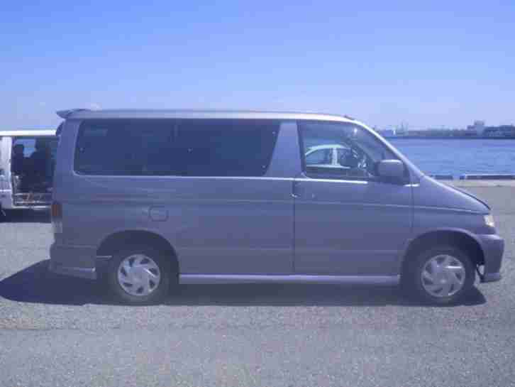 Mazda Bongo direct Japan Import supplied fully UK reg