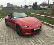 Mazda MX 5 1.5 ( 131ps ) ( NAV ) 2016 Bose Sport Summer FUN
