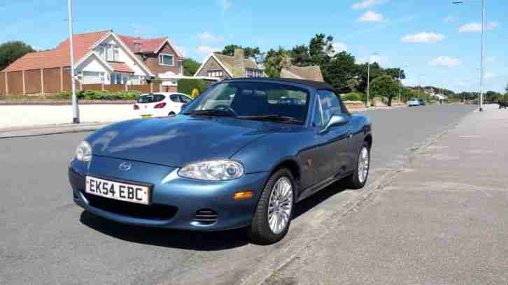 Mazda MX-5 1.6 Arctic Ltd Edition 2005 (54 reg)