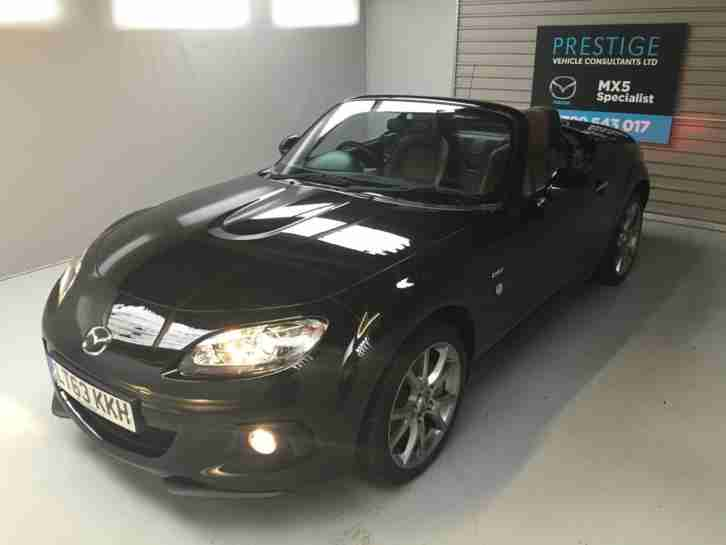 Mazda MX-5 1.8i ( 126ps ) Roadster 2013MY Venture Edition