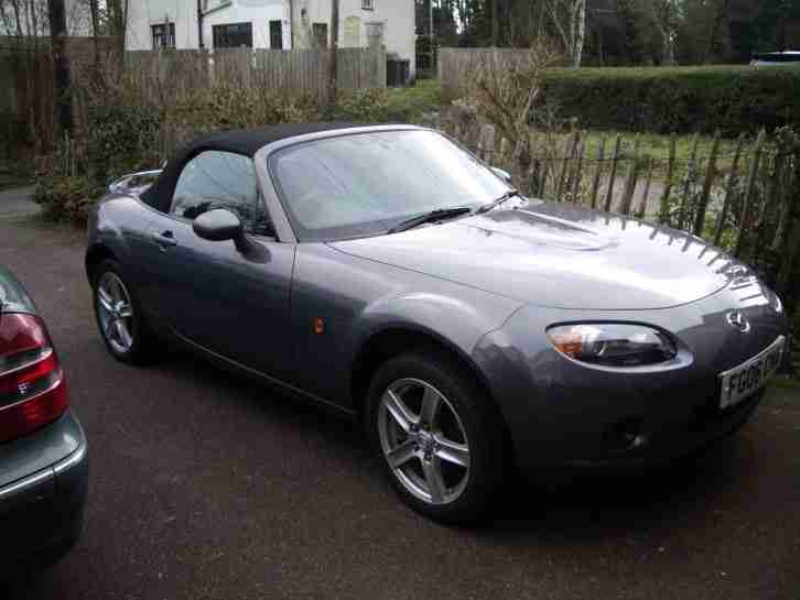 MX 5 1.8i 2006 WITH EXCEPTIONAL LOW