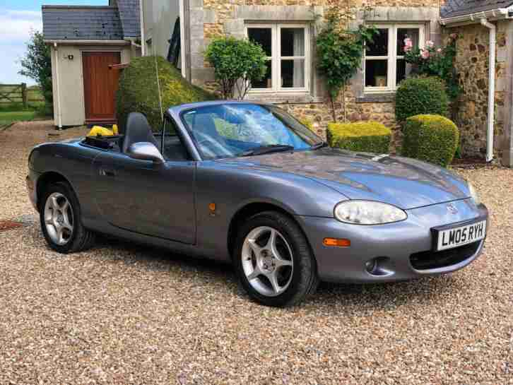 MX 5 1.8i Icon FSH 1 Lady Owner Hard