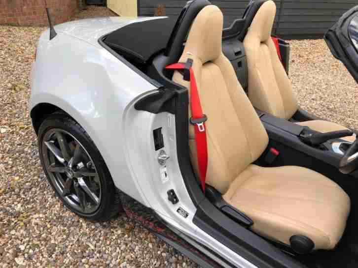 MX 5 2.0 ( 160ps ) ( NAV ) 2015MY Sport
