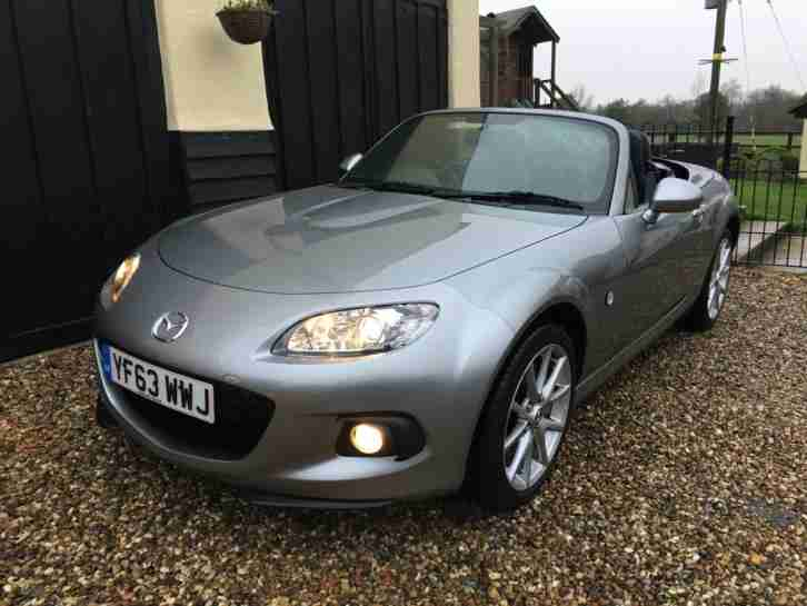 MX 5 2.0i ( 160ps ) PowerShift 2013MY