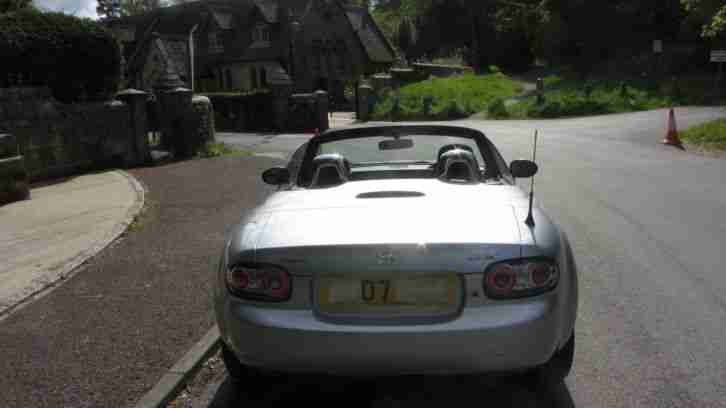 Mazda MX5 Convertible two seater sports car. car for sale