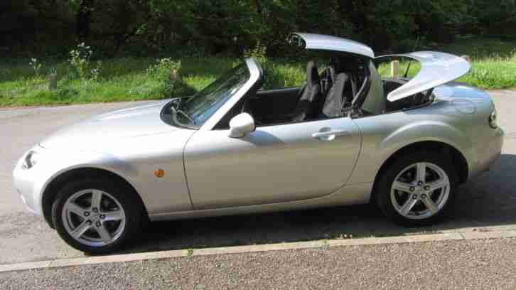 Mazda Mx5 Convertible Two Seater Sports Car Car For Sale
