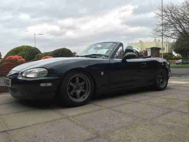 mazda mx5 mk2 lsd drift modified car for sale. Black Bedroom Furniture Sets. Home Design Ideas