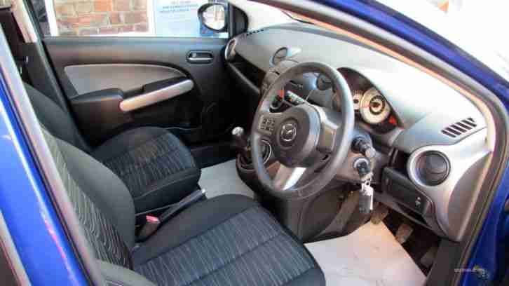 Mazda Mazda2 1.3 2008 TS2. GUARANTEED FINANCE