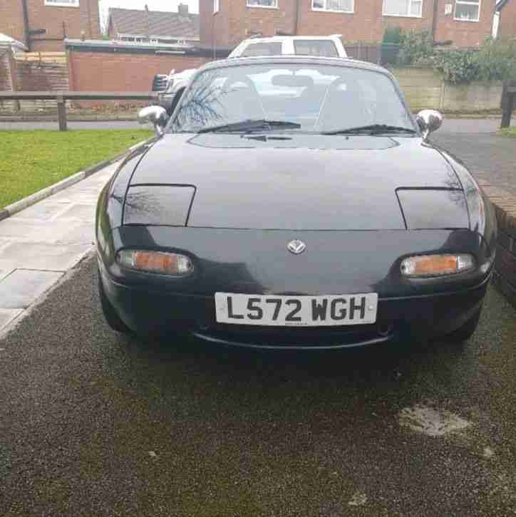Mazda Mx5 Mk1. Mazda car from United Kingdom