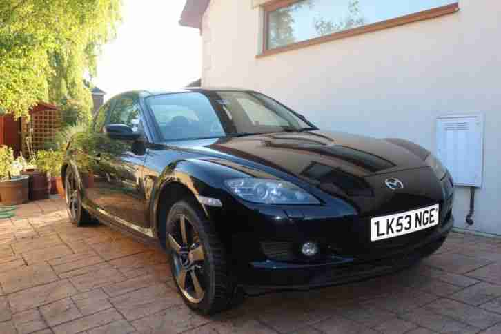RX8 231 BHP 6 Speed for spares or