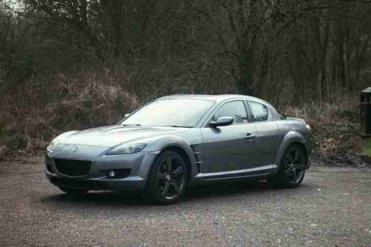 RX8, 67k with Rebuilt Engine, Sunroof,