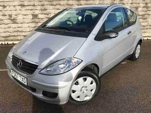 Mercedes A150 Classic CVT (Automatic) 2007(57) 1 Owner Low Miles