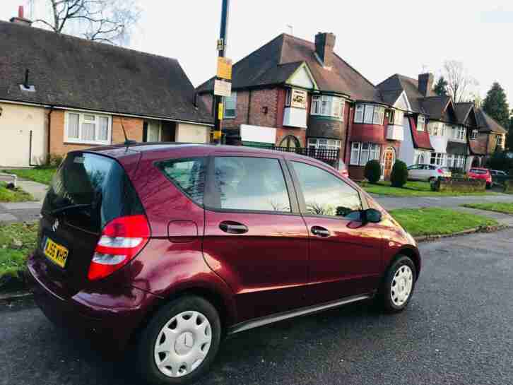 Mercedes A150 a class a150 SE manual 4 door