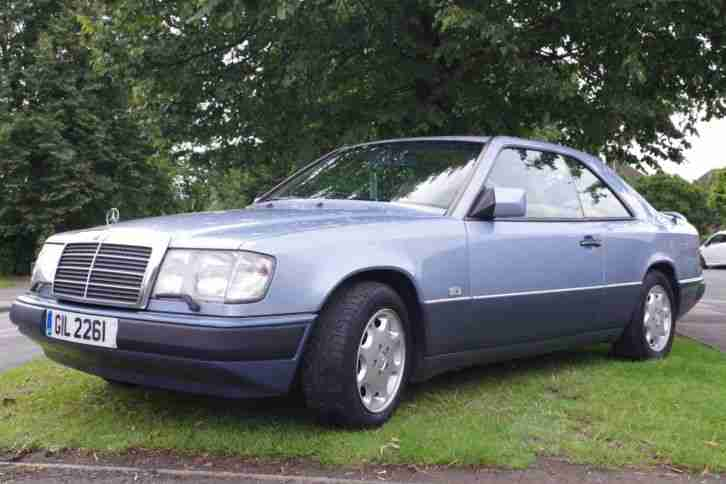 Mercedes Benz 3L coupe 1991 ( GIL PLATE )