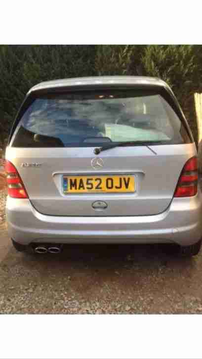 Mercedes Benz A Class 210- spares or repairs