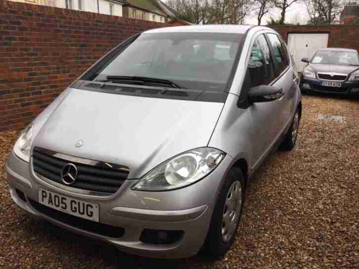 Mercedes Benz A Class 5dr DIESEL MANUAL 2005