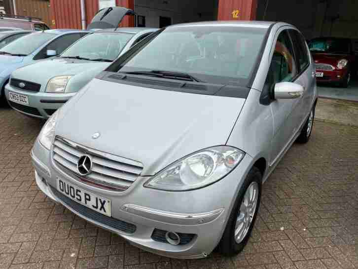 Mercedes Benz A150 1.5 Elegance SE 2005 new