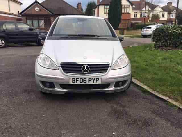 Mercedes-Benz A170 A Class, mint condition inside and out